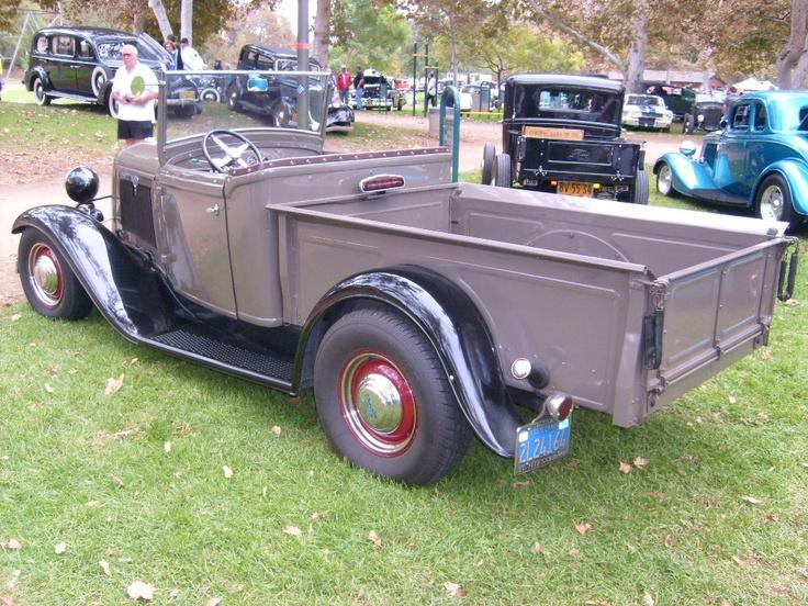 Brown RPU - rear 3/4