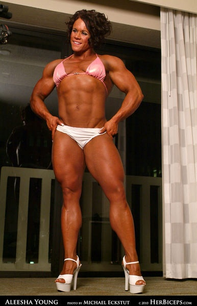 images about aleesha young on pinterest