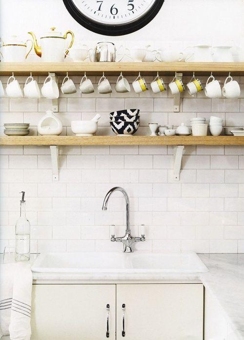 love this kitchen display