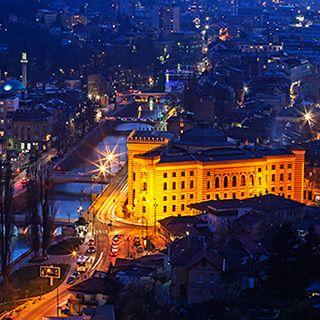 10 reasons to visit Sarajevo