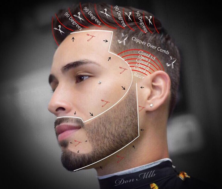 Best 25 high taper fade ideas on pinterest taper fade long hair created this dope high taper fade diagram he used the clipper to get the look urmus Image collections
