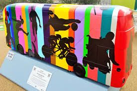 year of bus sculpture trail - Google Search