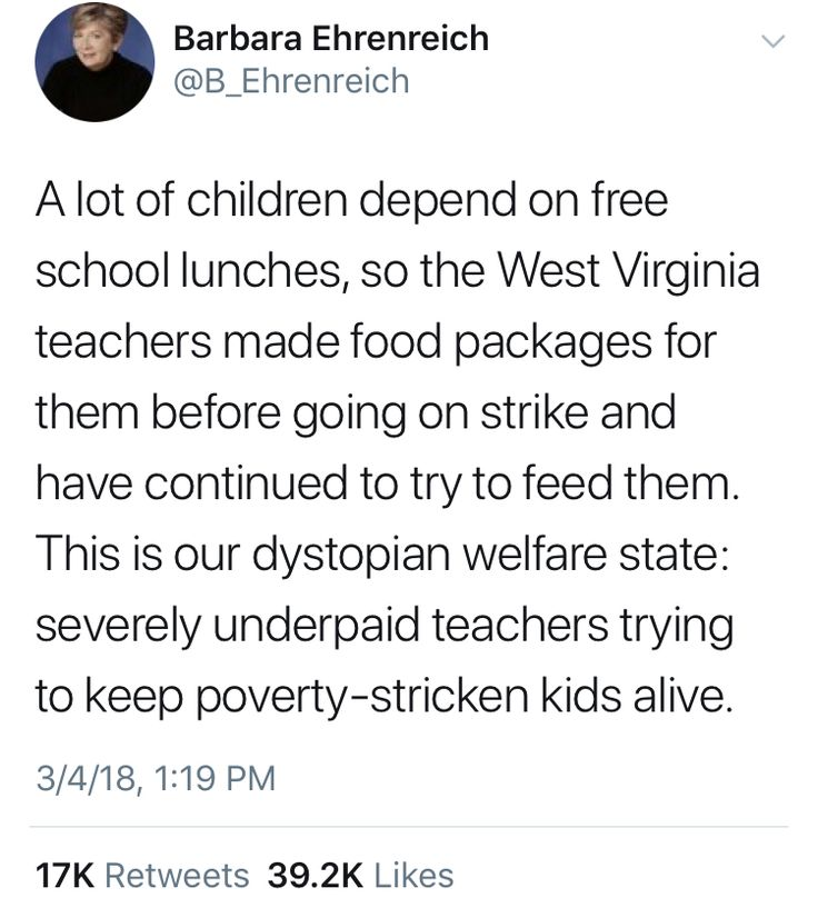 They did indeed. And in addition, there were also several places that opened their doors to become sort of like a day camp for the children whose parents couldn't stay home with their young kids. Very proud of my teachers for taking a stand and for keeping their students in their hearts while doing it.