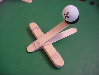 Ping Pong Ball Launcher Research And Design By Sarah Wong