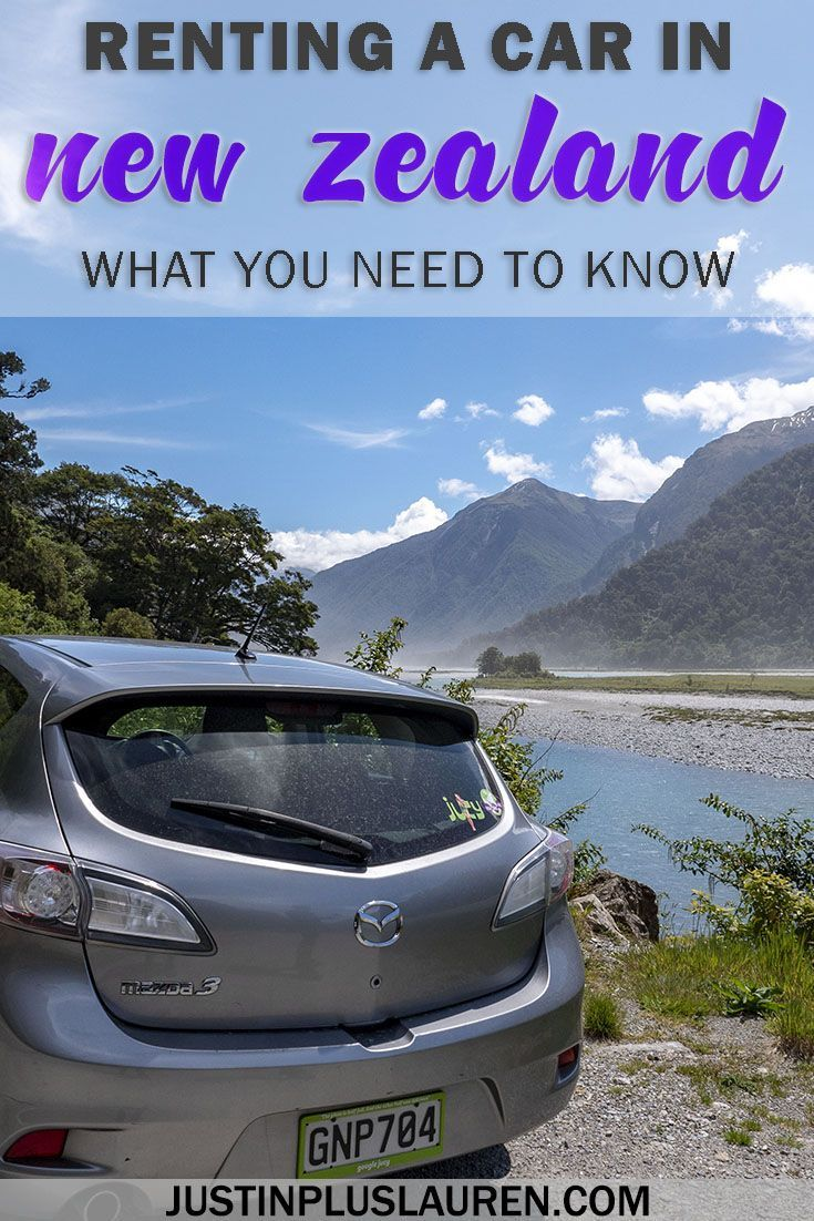 Important Tips To Know When You Rent A Car In New Zealand New