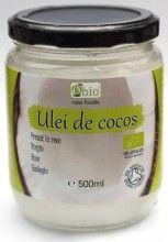 ulei de cocos presat la rece 500g