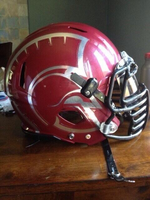Football Helmet Sticker Designs : Images about football helmets on pinterest helmet