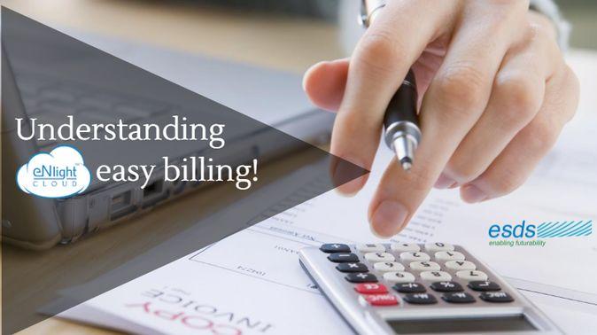 Understanding #eNlight easy #billing