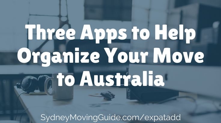 3 Apps That Will Make Your Move to Australia Easier