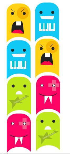Illustrator Tip #20: Funky Cartoon Mascots Design