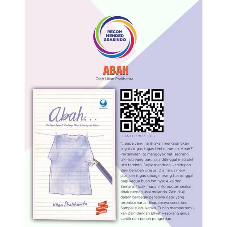 """#RecommendedBook """"Abah"""" by @Dhewoelan 