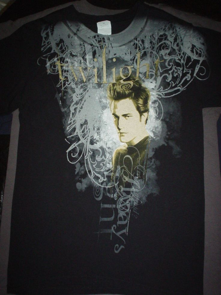 from $19.99 - #twilight Saga Vampire Book Series Movie New Moon Eclipse Breaking Dawn S T Shirt