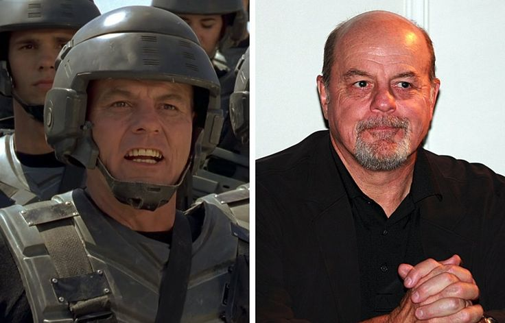 Time Flies: The Starship Troopers Cast 17 Years Later | moviepilot.com