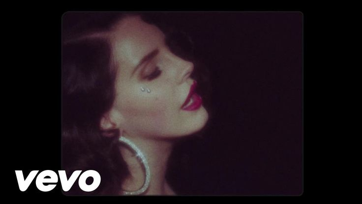 Lana Del Rey - Young and Beautiful - SRK tweeted Nov 2015