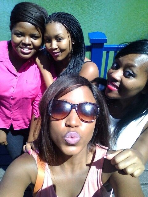 Port Elizabeth was not ready for us. Port Elizabeth, South Africa with my amazing friends.
