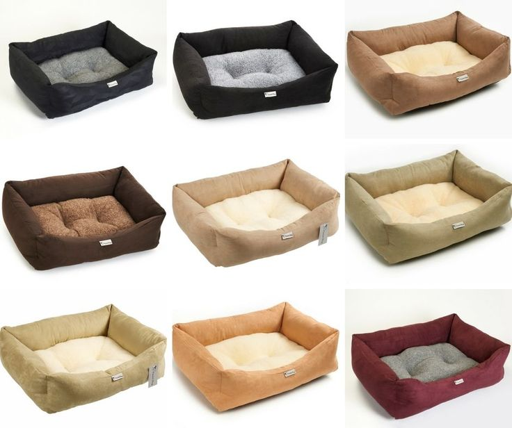 Assorted Sofa Beds Sherpa Range - Chilli Dog  | eBay