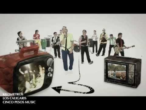 "▶ LOS CALIGARIS ""KILOMETROS"" - YouTube"