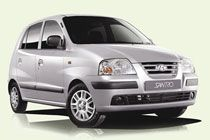 The Santro Xing has been the stalwart of Hyundai's Indian range. It has evolved over the past decade, but yet remains consistently in the top 3 as far as sales figures are concerned. There are CNG and LPG variants as well. Click to Check out full Specifications and Reviews.