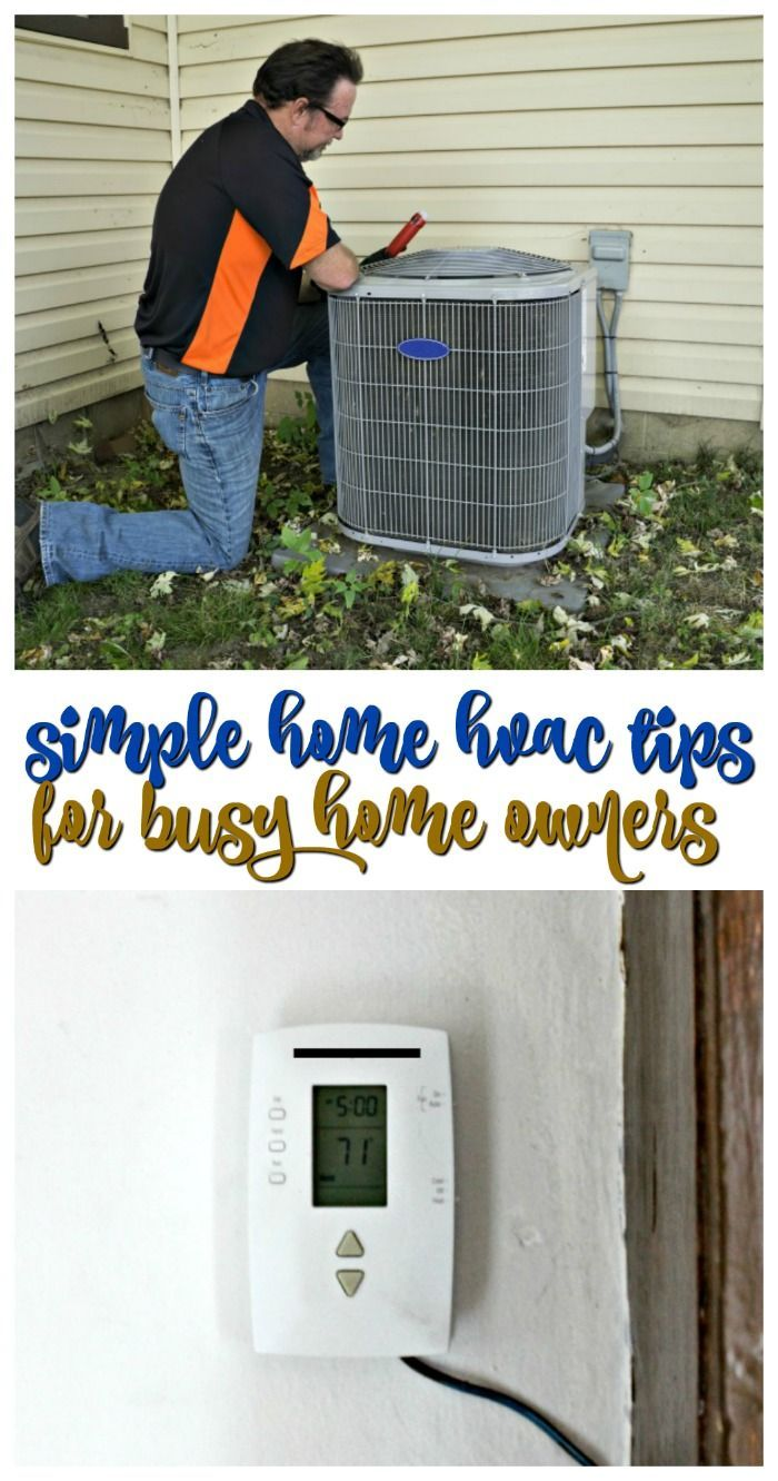 Home HVAC Maintenance Tips for Busy Homeowners. Important homeowner maintenance tips. Winter upkeep to stop disasters from happening. via @ellenblogs #publicrelationsgraduationcap