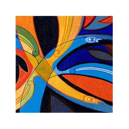 'Rere, To Fly/Journey' by Sandy Adsett