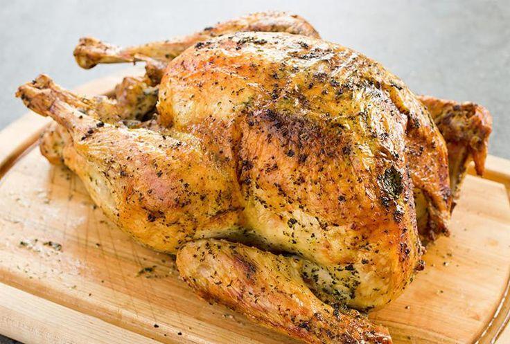 Brine Turkey Americas Test Kitchen