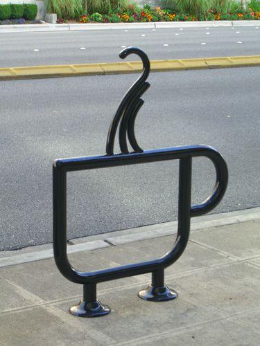 coffee bike rack - wer kann mir das Schweißen?