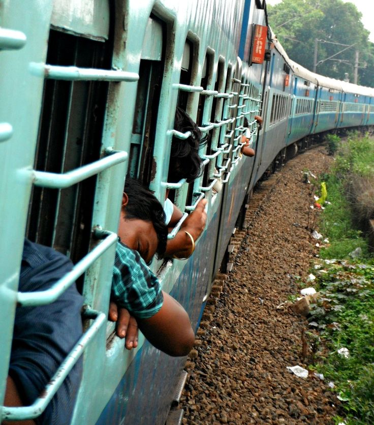 Kerala, India.  The romance of rail travel in India is well documented and I made it an early goal of mine to discover as much of the country by train as possible. Nothing could prepare me for the amazing experiences (good and bad) to be found on these, the constantly flowing arteries of the sub-continent. By James. You can see the original post here http://myworldview-photography.tumblr.com/post/36431936924/the-journey-kerala-india