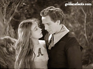the scarlet letter 1926 starring lillian gish and lars hanson the story