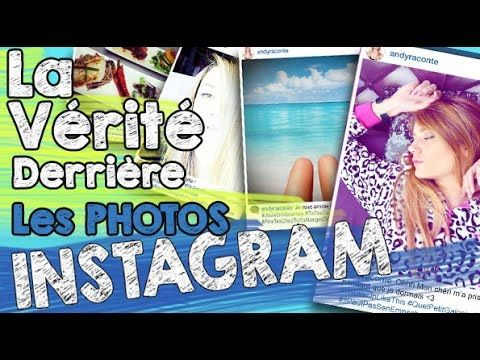 La vérité derrière les photos Instagram - Andy - http://art-press.co/la-verite-derriere-les-photos-instagram-andy/