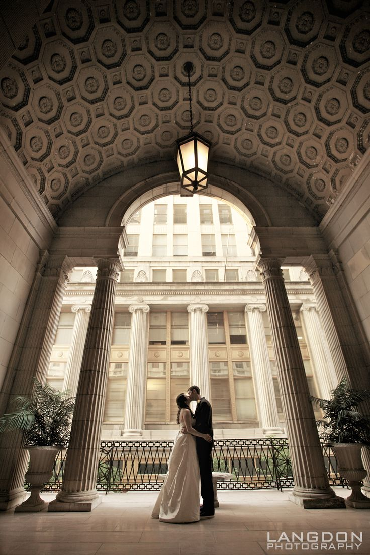 Jill & Jason | Ballroom at the Ben, Philadelphia Wedding Photographer | Langdon Photography
