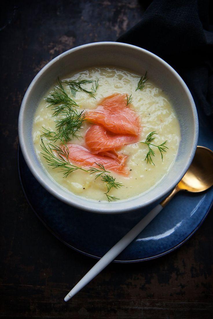 Zupa porowo-ziemniaczana wg Clausa Meyera