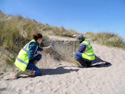 Rescue archaeology for the Facebook generation: Volunteers fight to preserve disappearing coastal heritage online  http://www.culture24.org.uk/history-and-heritage/archaeology/art533762-rescue-archaeology-for-facebook-generation-volunteers-fight-preserve-disappearing-coastal-heritage-online