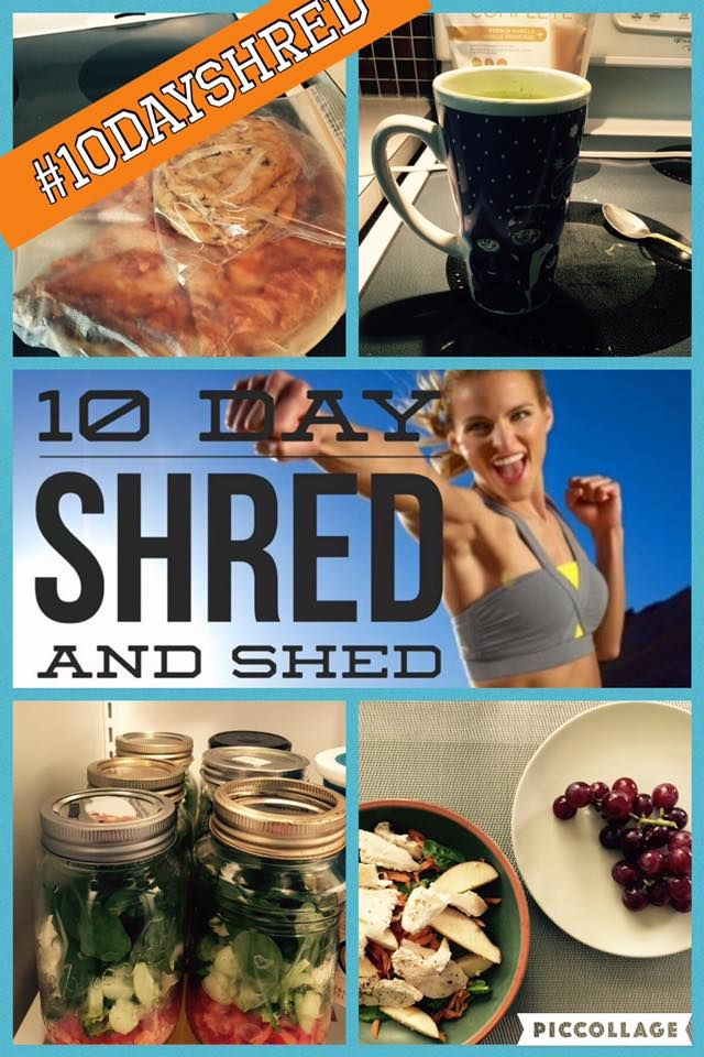 Only 10 Days. Free Recipes, Meal Plan, Exercise Ideas And
