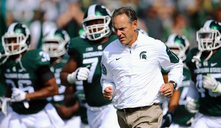Mark Dantonio has been perfect fit at Michigan State