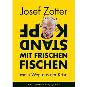 """zotter Schokoladen Manufaktur: Buch """"Kopfstand mit frischen Fischen"""""""
