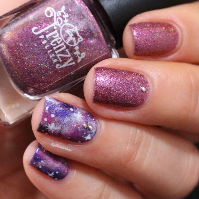 Hot Pink Galaxy Nail Products: 641 Best Images About On My Nails On Pinterest