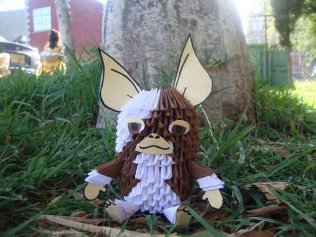 3d origami - gizmo - Hledat Googlem