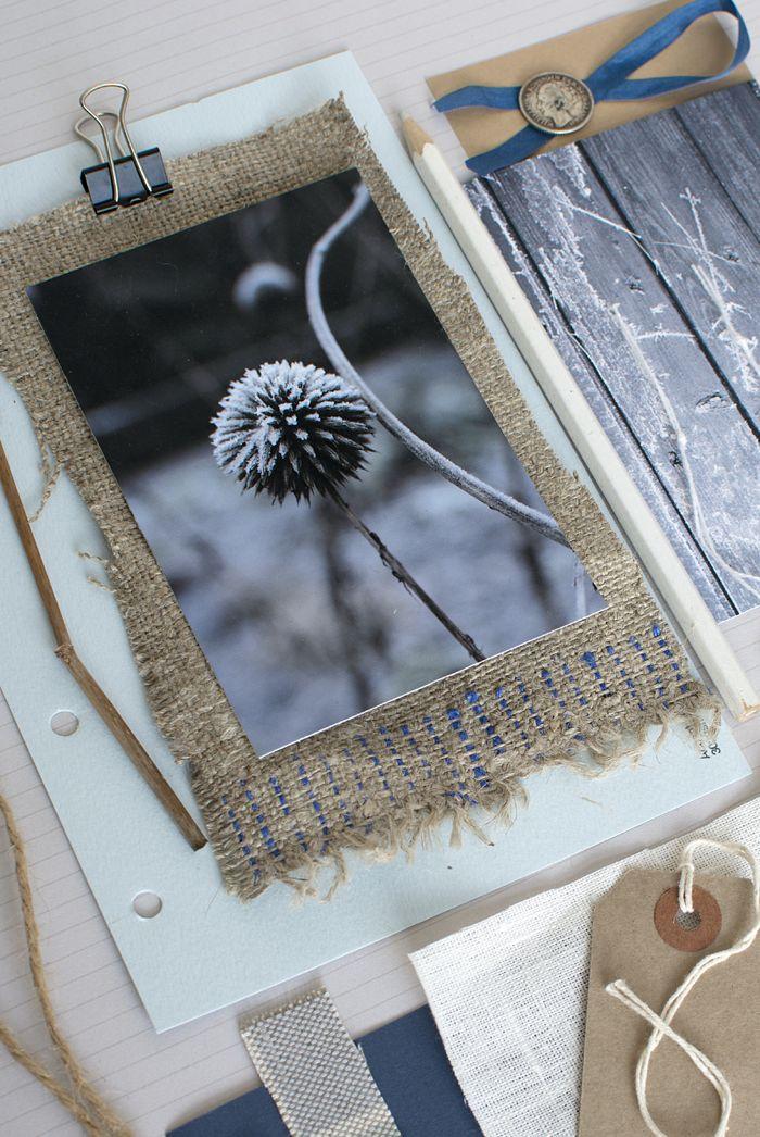 January Blue Inspiration Mood Board 2 | Rosehip