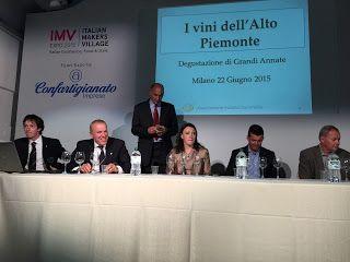 L'angolo del gusto: Alto Piemonte in degustazione a Italian Makers Vil...