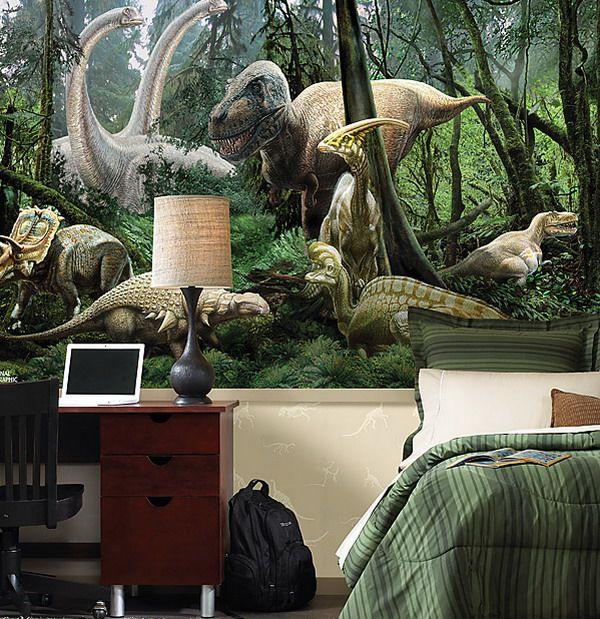 117 best Dinosaur bedroom images on Pinterest Dinosaur bedroom - dinosaur bedroom ideas