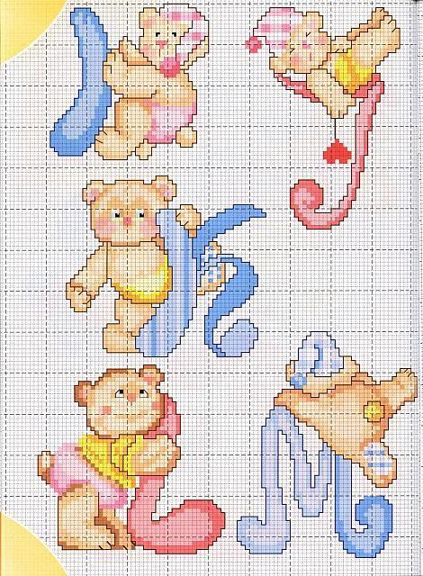 alfabeto teneri orsetti (2)