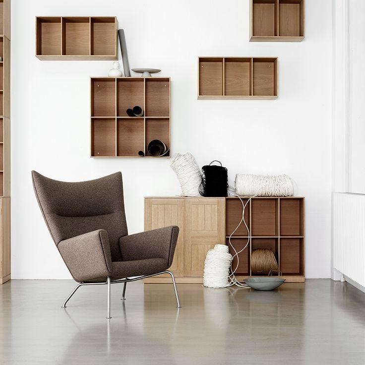 Wing Chair fra Carl Hansen & Søn
