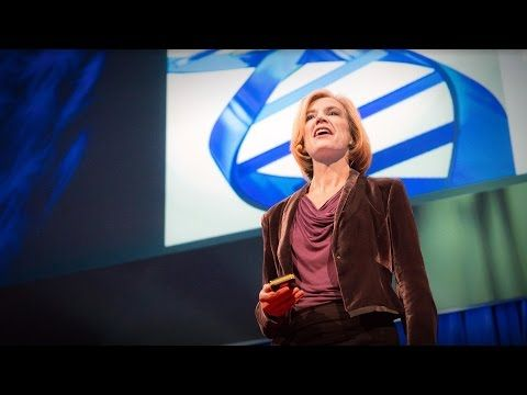 We Can Now Edit Our DNA. But Let's Do it Wisely | Jennifer Doudna | TED Talks - YouTube