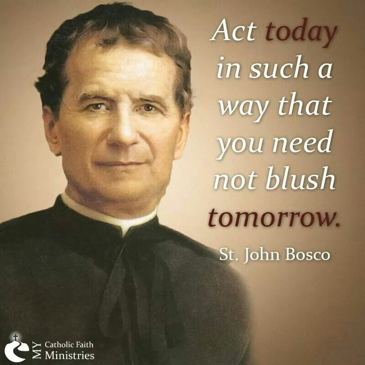 St John Bosco Quotes Education: 420 Best St. John Bosco Images On Pinterest