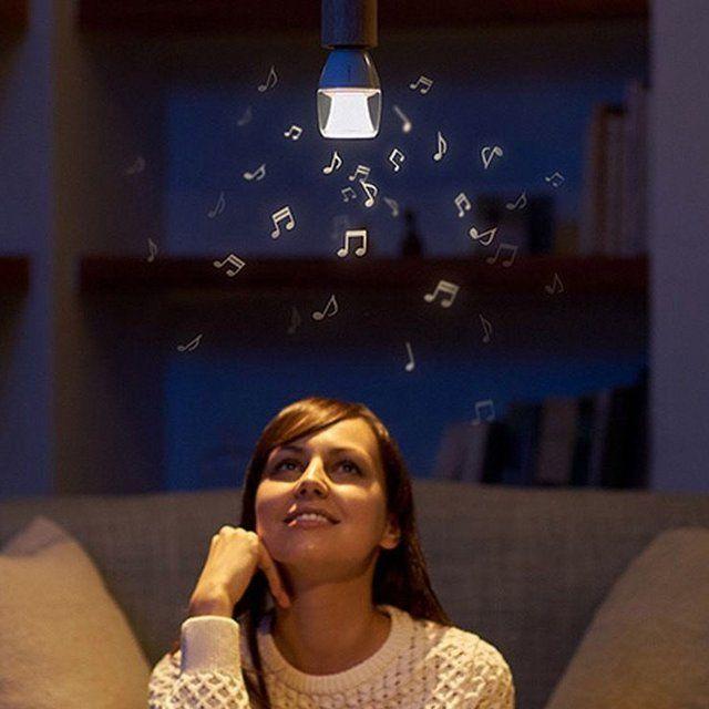 Sony LED Bulb Speaker #Bulb, #LED, #Sony, #Speaker
