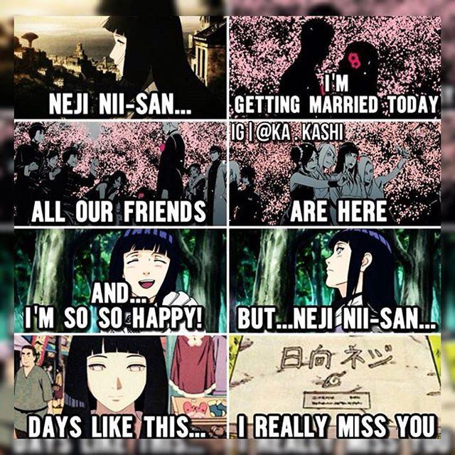 Aww We All Miss U Neji... :')