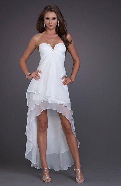 Dear Designers: Please stop making mullet dresses