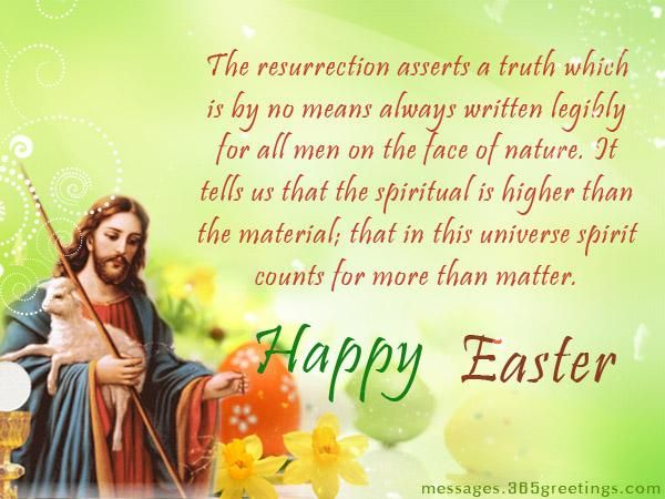 May this Easter be your happiest celebration ever! Have a wonderful Easter!