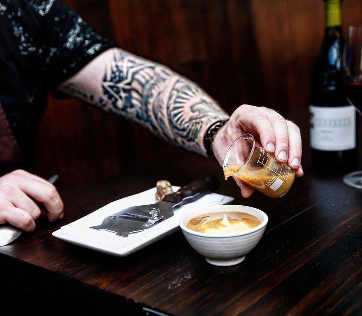 #Repost @matthew_butcher  ・・・  Mash, Gravy & Truffles! That is all! 💙👌🏻 📸 @aplphotography #morrisjones #food #melbourneeats #chapelstreet #foodporn #truffle #friendy #chef