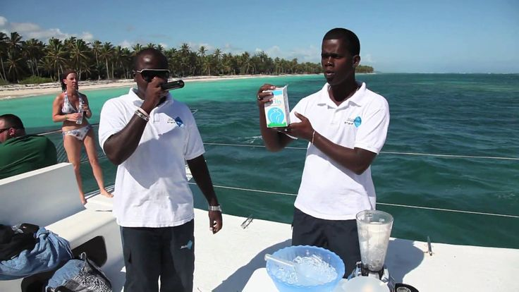 How to Make a Coco Loco Drink Dominican Style